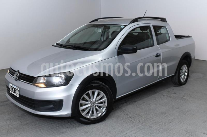 Volkswagen Saveiro 1.6 Cabina Simple usado (2016) color Gris Claro precio $825.000