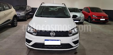 Volkswagen Saveiro 1.6 Cabina Doble Power usado (2018) color Blanco precio $650.000