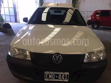 Volkswagen Saveiro 1.6 Mi usado (2004) color Blanco precio $280.000