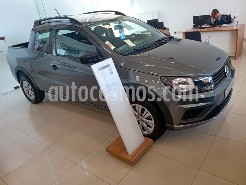 Volkswagen Saveiro 1.6 Cabina Doble Comfortline nuevo color Gris precio $1.559.900