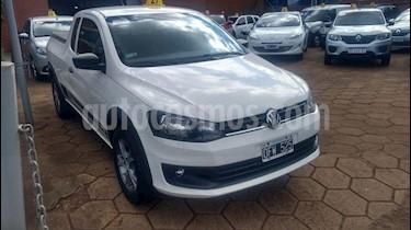 Volkswagen Saveiro - usado (2014) color Blanco precio $540.000