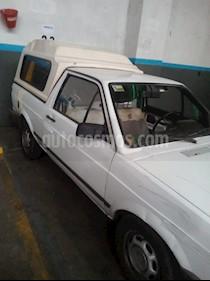 Foto Volkswagen Saveiro 1.6 Cabina Extendida usado (1995) color Blanco precio $40.000