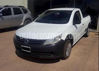 Volkswagen Saveiro 1.6 Limited usado (2010) color Blanco precio $395.000