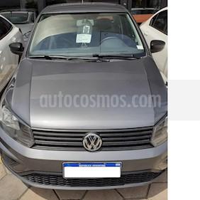 Volkswagen Saveiro 1.6 Mi Ac usado (2017) color Gris Oscuro precio $687.000