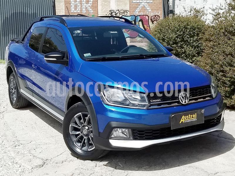 Foto Volkswagen Saveiro 1.6 Cabina Simple usado (2017) color Azul precio $800.000
