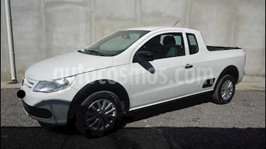 Volkswagen Saveiro - usado (2012) color Blanco precio $490.000