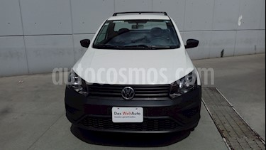 Foto venta Auto usado Volkswagen Saveiro Cabina Sencilla (2019) color Blanco Candy precio $195,000