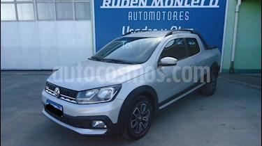 Foto venta Auto usado Volkswagen Saveiro Cross Higline 1.6 (2016) color Gris precio $520.000