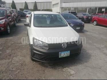 Volkswagen Saveiro Starline AC usado (2018) color Blanco precio $170,000