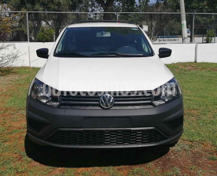 Volkswagen Saveiro Robust (Cabina Sencilla) usado (2020) color Blanco precio $227,010
