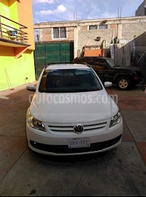 Volkswagen Saveiro Starline AC usado (2013) color Blanco Candy precio $140,000