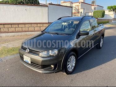 Volkswagen Saveiro Trendline usado (2015) color Gris precio $180,000