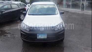 Volkswagen Saveiro Starline usado (2018) color Blanco precio $170,000