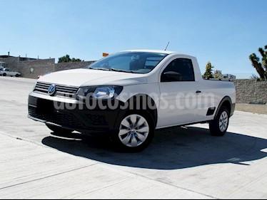 Foto Volkswagen Saveiro Starline usado (2018) color Blanco Candy precio $193,000