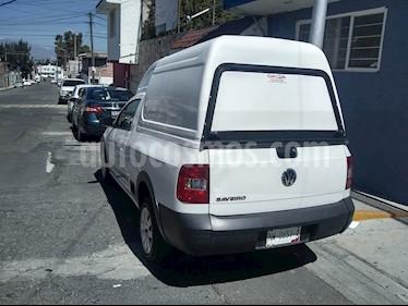 Volkswagen Saveiro Starline usado (2016) color Blanco precio $145,000