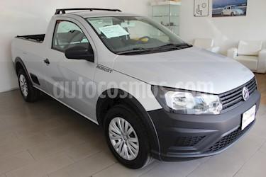 Foto venta Auto usado Volkswagen Saveiro Robust (Cabina Sencilla) A/A (2019) color Plata precio $210,000