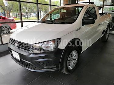 Foto venta Auto usado Volkswagen Saveiro Robust (Cabina Sencilla) (2018) color Blanco Candy precio $207,000