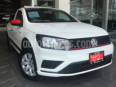 Foto venta Auto usado Volkswagen Saveiro Starline AC (2018) color Blanco Candy precio $209,000