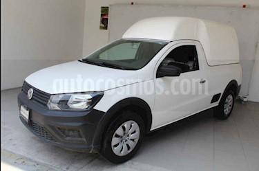 Foto venta Auto usado Volkswagen Saveiro Starline (2018) color Blanco precio $210,000