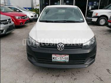 Foto Volkswagen Saveiro Starline usado (2016) color Blanco precio $185,000