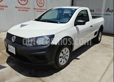 Foto Volkswagen Saveiro Starline usado (2018) color Blanco precio $220,000