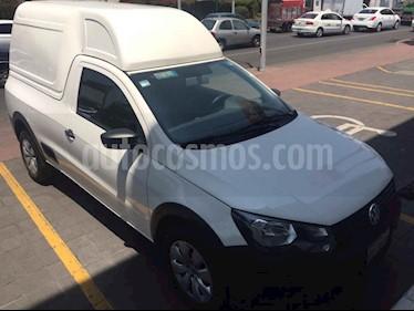 Foto venta Auto usado Volkswagen Saveiro Starline (2017) color Blanco precio $160,000