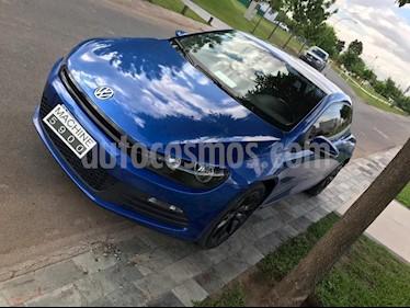 Foto venta Auto Usado Volkswagen Scirocco 1.4 Aut (2012) color Azul precio $630.000