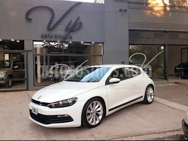 Volkswagen Scirocco 1.4 Aut usado (2013) color Blanco precio $1.490.000