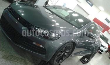 Volkswagen Scirocco 2.0 Aut usado (2013) color Gris Oscuro precio $1.350.000