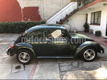 Foto venta Auto usado Volkswagen Sedan Clasico (2003) color Verde precio $60,000