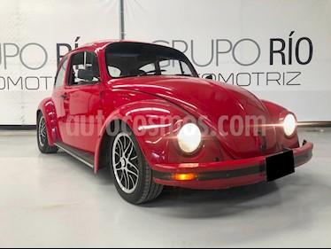 Foto Volkswagen Sedan Clasico usado (2003) color Rojo precio $135,000