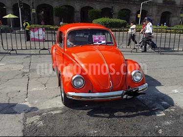 Volkswagen Sedan Clasico usado (1984) color Rojo precio $170,000
