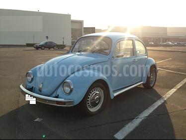 Foto venta Auto usado Volkswagen Sedan Clasico (1975) color Azul precio $71,000