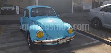 Foto venta Auto usado Volkswagen Sedan Clasico (1992) color Azul precio $89,000