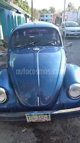 Foto venta Auto usado Volkswagen Sedan Clasico (1991) color Azul Electrico precio $30,000