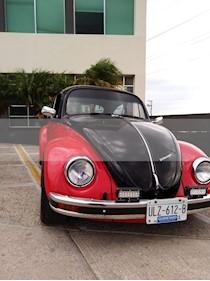 Volkswagen Sedan Clasico usado (1990) color Rojo precio $215,000