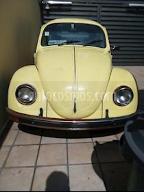 Foto venta Auto usado Volkswagen Sedan Clasico (1980) color Amarillo precio $26,000