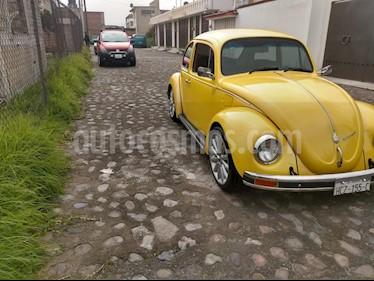 Volkswagen Sedan GL usado (1999) color Naranja precio $52,000