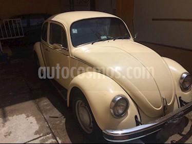 Foto venta Auto usado Volkswagen Sedan GL (1984) color Amarillo precio $60,000