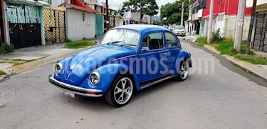 Foto venta Auto usado Volkswagen Sedan Jeans (1995) color Azul precio $89,000