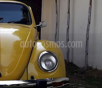 Volkswagen Sedan Clasico usado (1984) color Naranja precio $85,000