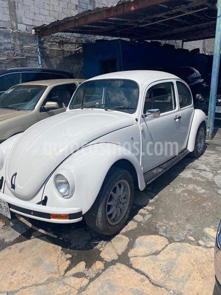foto Volkswagen Sedán Unificado usado (2000) color Blanco precio $80,000