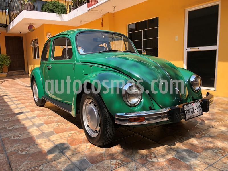 Volkswagen Sedan Clasico usado (1985) color Verde precio $220,000