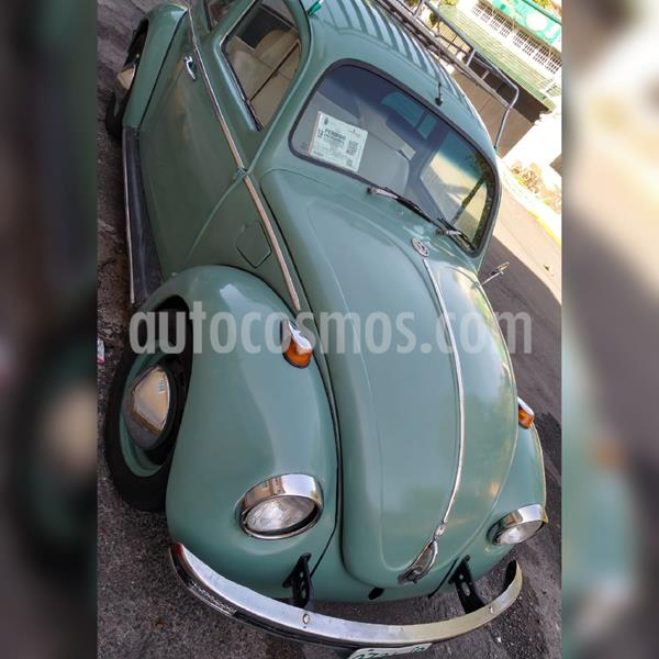 Volkswagen Sedan Clasico usado (1971) color Verde precio $48,000
