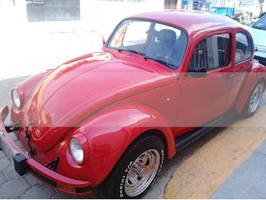foto Volkswagen Sedán Unificado usado (2002) color Rojo precio $82,000