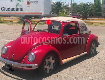 foto Volkswagen Sedán Unificado usado (1993) color Rojo Vivo precio $74,500