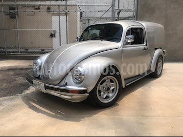 Foto venta Auto usado Volkswagen Sedan Unificado (1991) color Plata precio $110,000