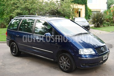 Foto venta Auto usado Volkswagen Sharan 1.8 Turbo Trendline (2006) color Azul
