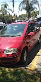 Volkswagen Sharan 1.8L Comfotline usado (2007) color Rojo precio $80,000