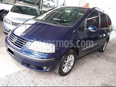 Foto Volkswagen Sharan 1.9 TDi Trendline Cuero usado (2009) color Azul precio $340.000